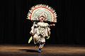 Mahisasuramardini - Chhau Dance - Kolkata 2016-03-29 3267.JPG