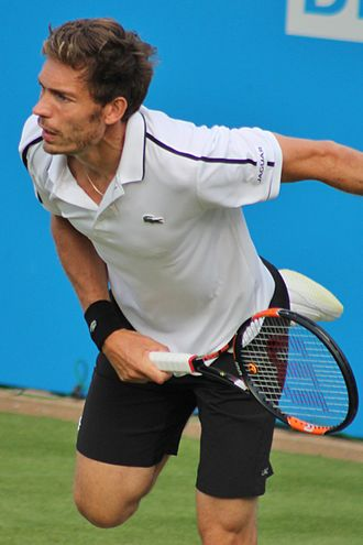 Nicolas Mahut - Mahut at the 2015 Queen's Club.