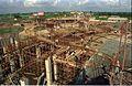 Main Auditorium Under Construction - Convention Centre Complex - Science City - Calcutta 1994-10-17 087.JPG