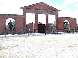 File:Main entrance of the Memento Park.JPG