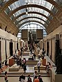 Main hall of the Musée d'Orsay, Paris, MA06.jpg