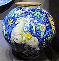 Maiolica di venezia, bottega di mastro domenico, orciolo, 1560 ca., collez. privata.JPG