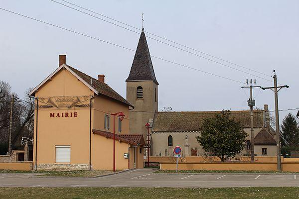 Photo de la ville Asnières-sur-Saône