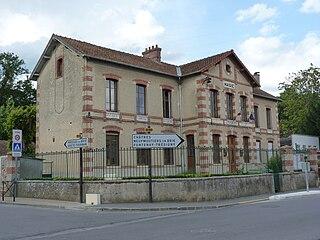 Liverdy-en-Brie Commune in Île-de-France, France