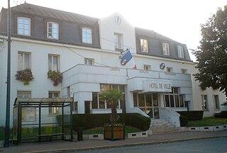 Montgeron Commune in Île-de-France, France