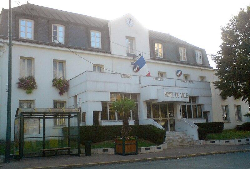 File:Mairie de Montgeron.jpg