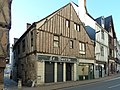 Maison 61 et 63 rue Beaurepaire - Angers - 20110116.JPG