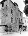 Maison dite de Henri IV - Etat pendant et après restauration - Cahors - Médiathèque de l'architecture et du patrimoine - APMH00036634.jpg