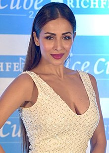 Malaika Arora at the launch of Richfeel Ice Cube 2.0 technology.jpg