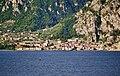 Malcesine Blick auf den Lago di Garda & Limone sul Garda.jpg