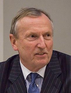 Malcolm Johnson (administrator) British asministrator