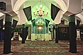 Malek Tojar mosque inside and altar 1.jpg