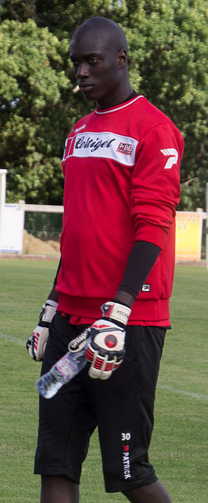 Mamadou Samassa (footballer, born 1990) - Image: Mamadou Samassa