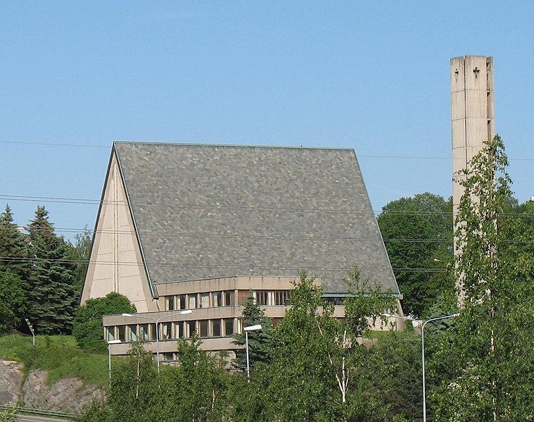 Fil:Mangerud kirke fra Ryen.jpg