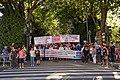 Manifestacion pensionistas gallegos de Noruega - 01.jpg