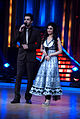 Manish Paul, Ragini Khanna on the sets of 'Jhalak Dikhhlaa Jaa 5'(7).jpg