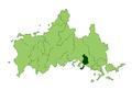 Map Kudamatsu, Yamaguchi.png