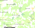 Map commune FR insee code 24407.png