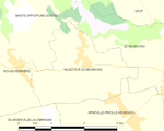 Map commune FR insee code 27695.png