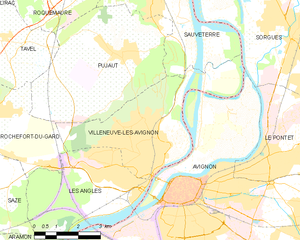 Map commune FR insee code 30351.png