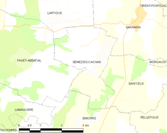 Map commune FR insee code 32428.png