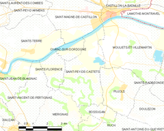 Map commune FR insee code 33460.png