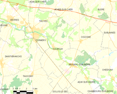 Map commune FR insee code 37085.png