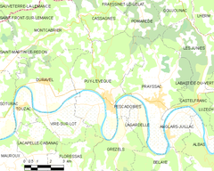 Map commune FR insee code 46231.png