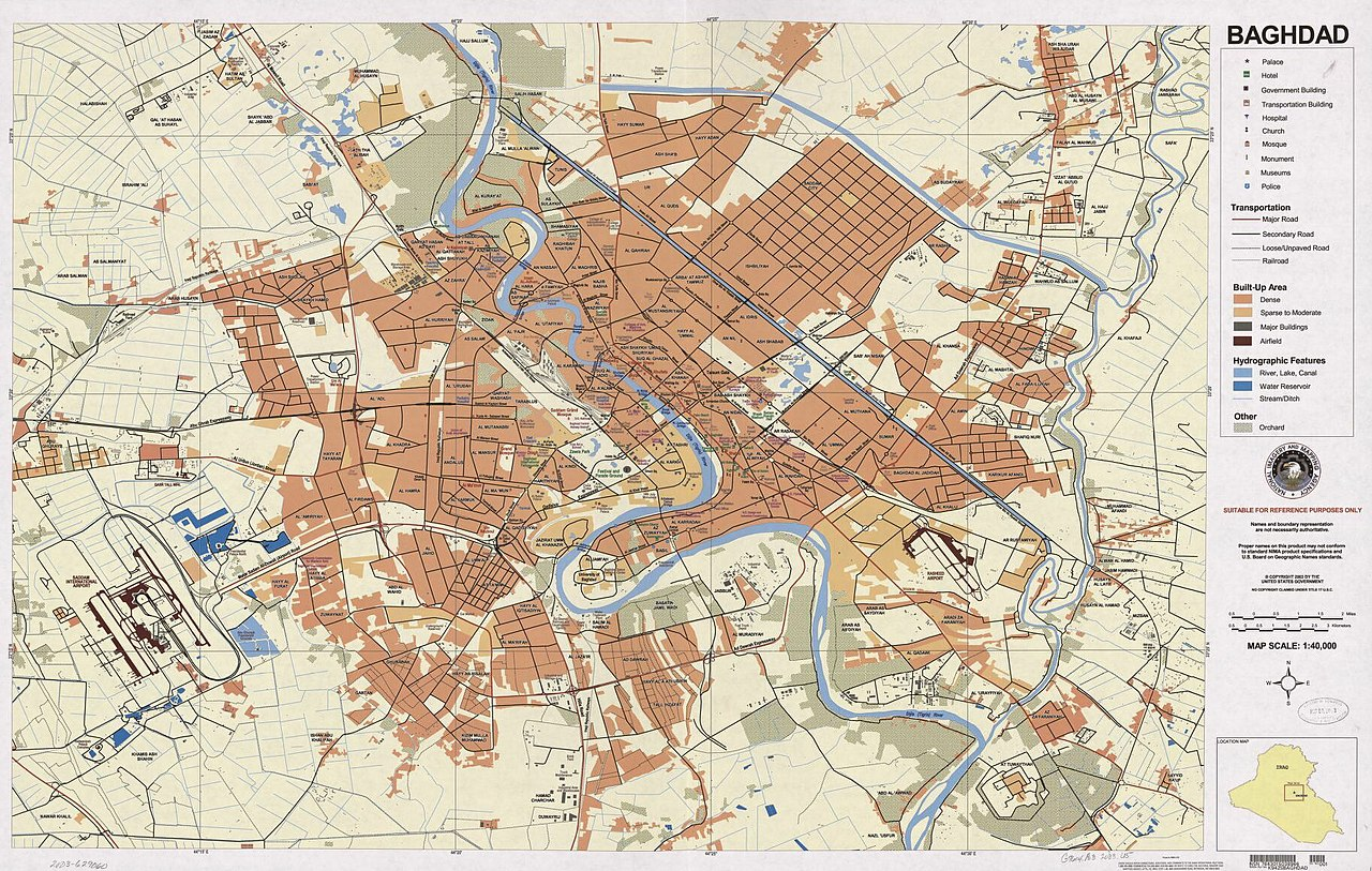 File:Map of Baghdad.jpg - Wikimedia Commons