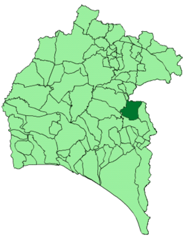 Map of Berrocal (Huelva).png
