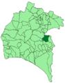 Map of Berrocal (Huelva).png