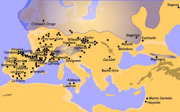 Arte paleoltico  Wikipedia la enciclopedia libre