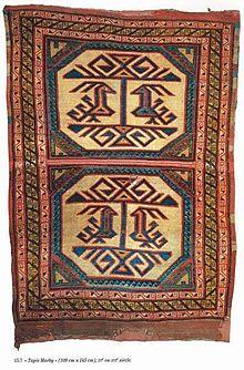 Early Anatolian Animal Carpets Wikipedia