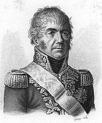 Marshal Lefebvre in military uniform