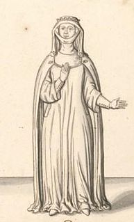 Margaret of Artois eldest child of Philip of Artois and his wife, Blanche of Brittany