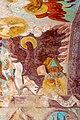 Maria Saal Arndorfer Straße Pestkreuz 1523 Gewölbemalerei Evang. Johannes 04022019 6497.jpg