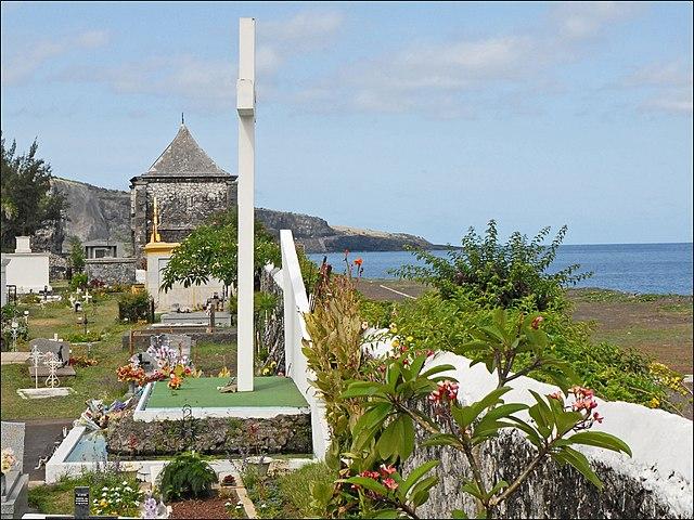 Quoi voir dans la Ville de Saint-Paul, Réunion: Cimetière de Saint-Paul