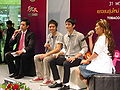 Mario and Pchy at no tobacco day MBK.jpg
