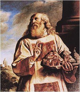 Saint Marinus Sammarinese saint