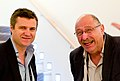 Mark Read and Yossi Vardi.jpg