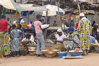 Sud-Ouest Region (Burkina Faso) - Market in the region