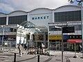Market entrance, Plymouth - geograph.org.uk - 1536194.jpg