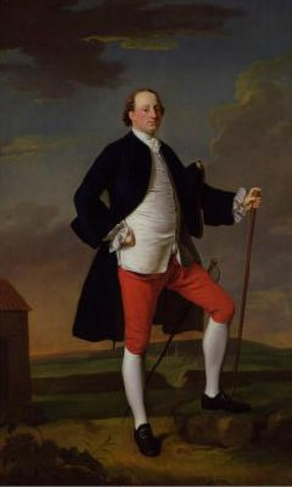 John Manners, Marquess of Granby - John Manners, Marquess of Granby (1745)