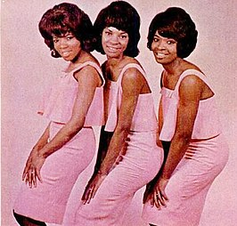 Martha & The Vandellas in 1965