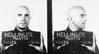 Martin Hellinger German dentist