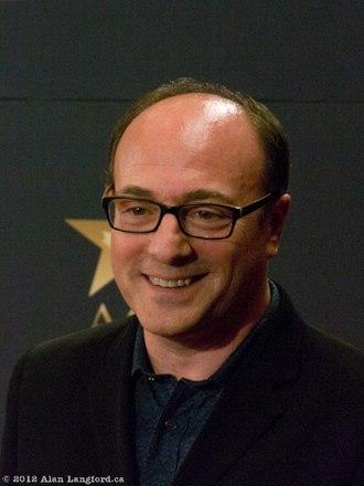 Martin Katz (producer) - Martin Katz, Genie Awards 2012