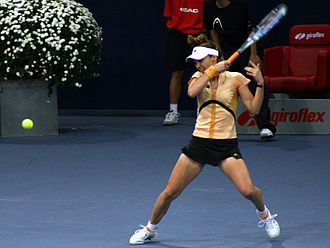 Martina Hingis - Martina Hingis at the Zurich Open, 2006