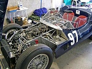 Maserati Tipo 61 - Maserati Tipo 61