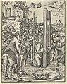 Matthias from the Martyrdom of the Twelve Apostles MET DP841878.jpg