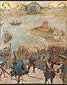 Maurice Leloir Le Roy Soleil Bataille de Camaret.jpg